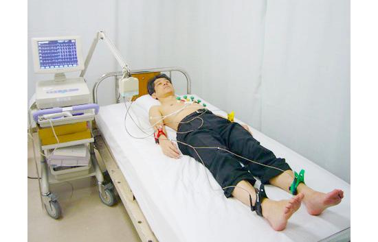 尿やエコー、心電図検査でED以外の心血管疾患をチェック