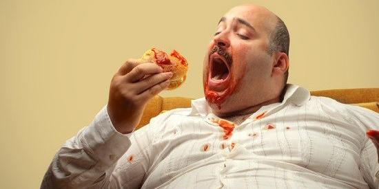 暴飲暴食は肥満からEDを発症します。